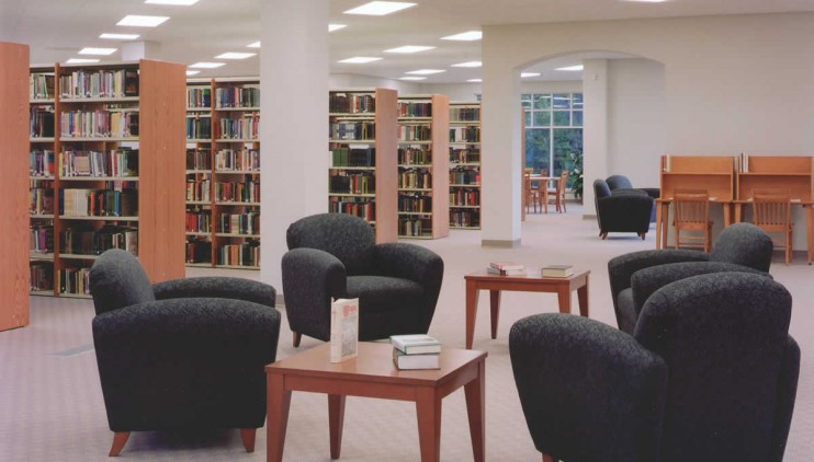 Fruitland Bible Institute – Randy Kilby Memorial Library