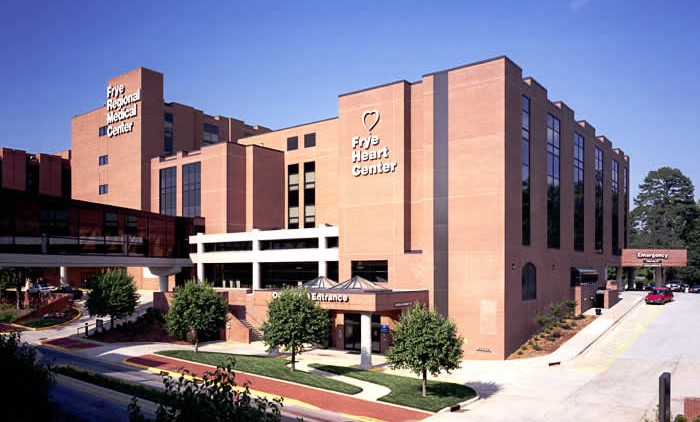 Frye Regional Medical Center – Heart Center
