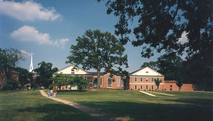 Gardner-Webb University – Noel Hall