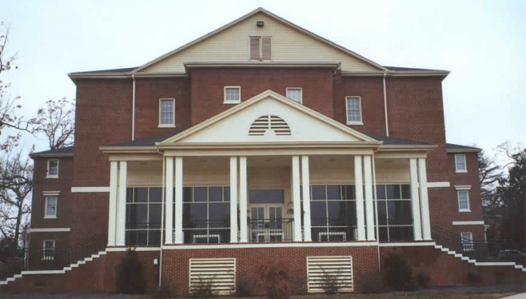 Gardner-Webb University – Noel Hall