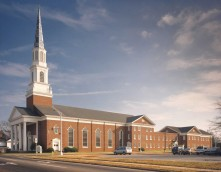 Hickory First Baptist Church