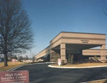 High Point – Premier Medical Office Building – Ambulatory Surgery Center