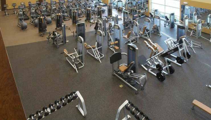 High Point Regional Hospital – The Fitness Center