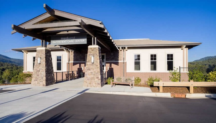 MedWest Haywood – Medical Office Building