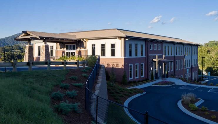 MedWest Haywood – Medical Office Building