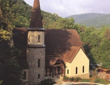Montreat Chapel of the Prodigal Son