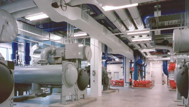 Nash General Hospital – Central Energy Plant