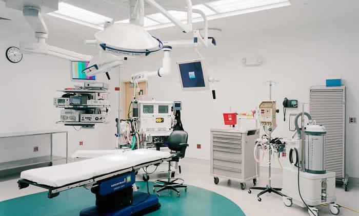 Nash General Hospital – Surgery Pavilion