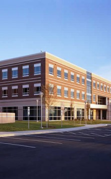 Novant Health Huntersville Medical Center – Medical Office Building
