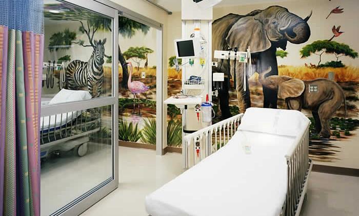 Novant Health Presbyterian Medical Center – Children's Emergency Department Renovations