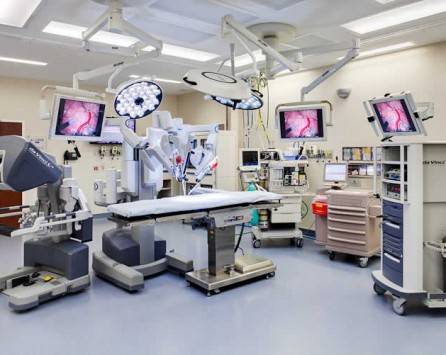Novant Health Presbyterian Medical Center – G-Wing Addition – Heart Operating Rooms