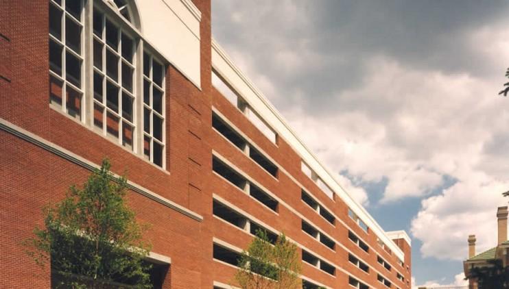 "Novant Health Presbyterian Medical Center – Visitors ""B"" Deck"