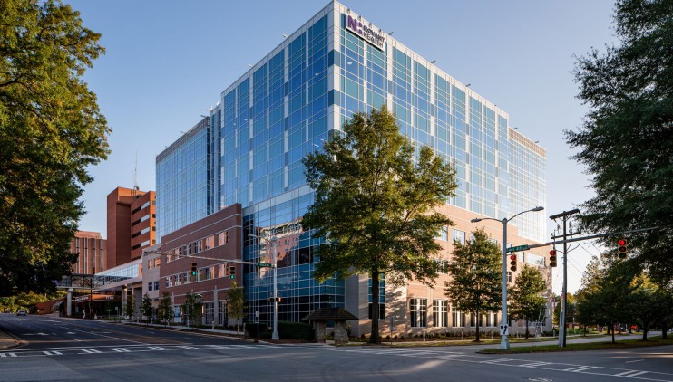 Novant Health Heart & Vascular Institute and Cancer Institute