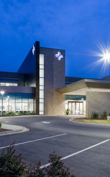 Spartanburg Regional Health System – Pelham Medical Offices at Five Forks
