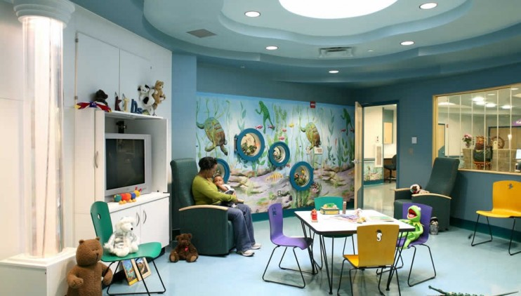 Sentara Northern Virginia Medical Center – G3 Patient Tower Addition – Pediatric Floor