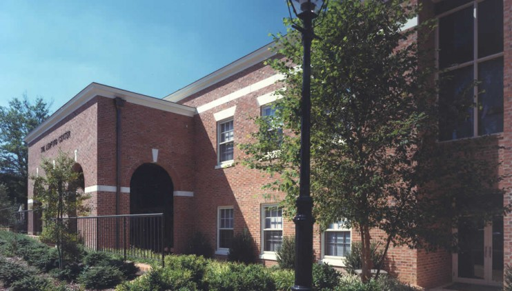 Southeastern Baptist Theological Seminary – Lolley Hall and Ledford Center