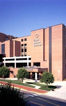 Frye Regional Medical Center – Heart Center