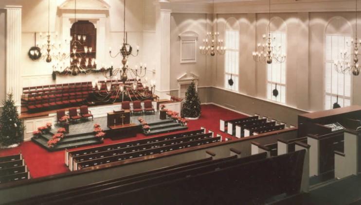 Hickory First Baptist Church