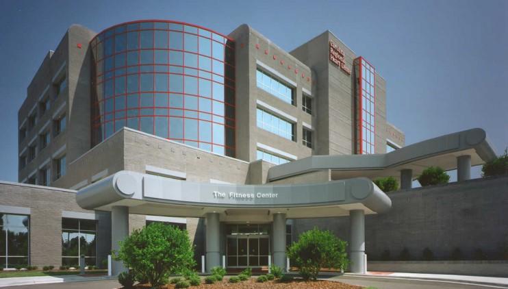 High Point Regional Hospital – Cardiology Pavilion