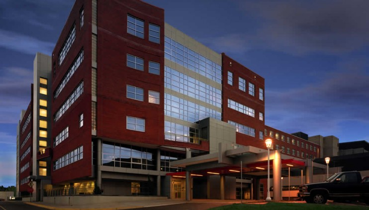 Mission Health – East Building Addition