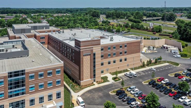 Novant Health Huntersville Medical Center – Bed Tower Addition