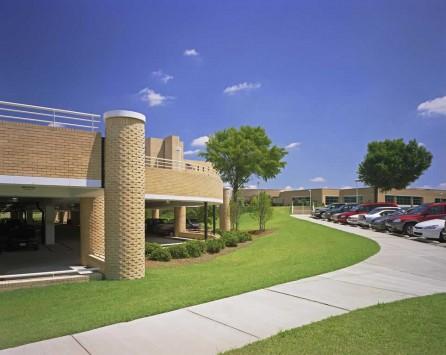 Nash General Hospital – Parking Deck