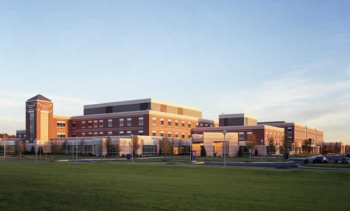 Novant Health Huntersville Medical Center – Medical Office Building