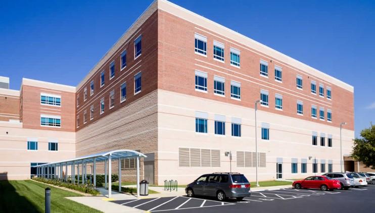 Novant Health Huntersville Medical Center – Vertical Expansion