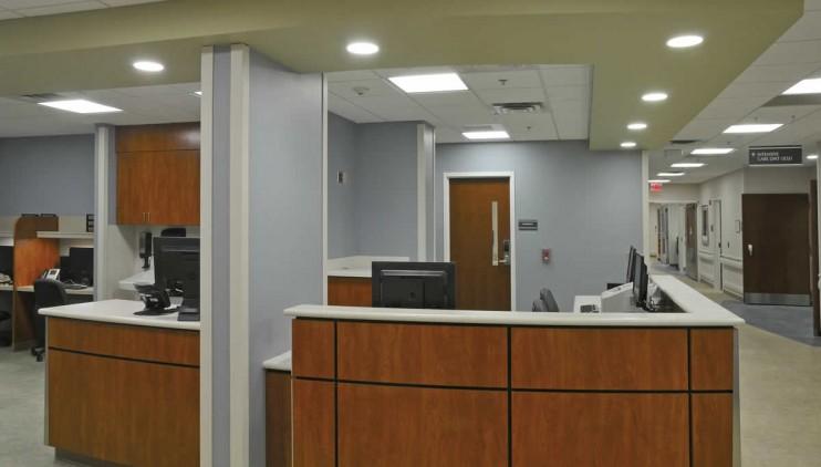 Novant Health Matthews Medical Center – Vertical Expansion