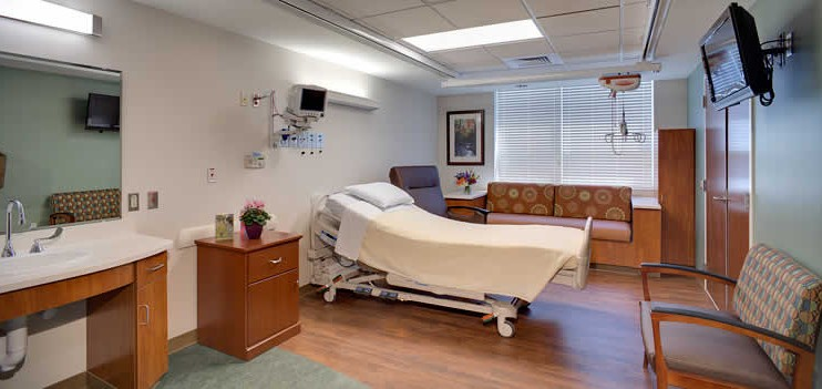 Novant Health Presbyterian Medical Center – F-Wing Addition