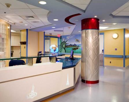 Novant Health Presbyterian Medical Center – Hemby Children's Hospital