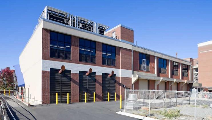 Novant Health Presbyterian Medical Center – Central Energy Plant Expansion