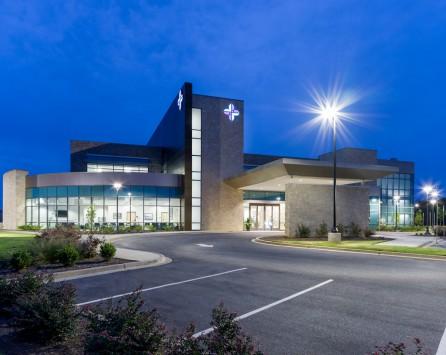 Spartanburg Regional Health System – Pelham Medical Offices at Five Forks