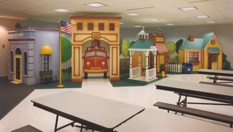 Novant Health Presbyterian Medical Center – Child Development Center