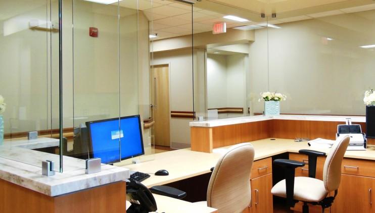 Sentara Northern Virginia Medical Center – Century Medical Building – Oncology Center
